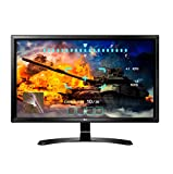 LG 27UD58-B 27-Inch 4K UHD IPS Monitor with FreeSync by LG Electronics