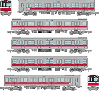鉄道コレクション 鉄コレ 大阪市交通局 地下鉄御堂筋線10A系 基本5両セット A ジオラマ用品