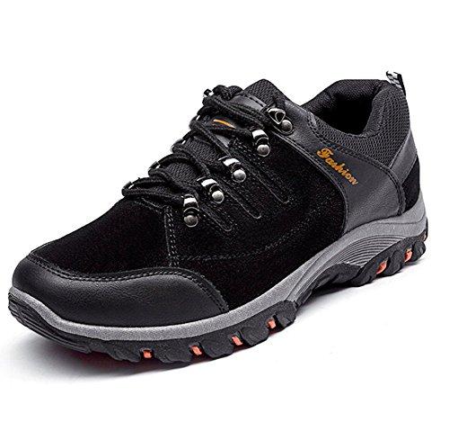 [해외]WDKNT 남성 트레킹 슈즈 방수 미끄럼 방지 가벼운 등산화 로우 컷 아웃 도어/WDKNT Men`s trekking shoes Waterproof anti-sliding lightweight climbing shoes Low cut outdoor