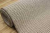 ウールカーペット 絨毯 6畳 日本製 防音 厚手 防炎 じゅうたん (261×352cm) モントレ-/ブラウン