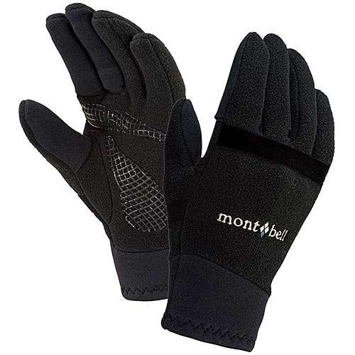 モンベル(montbell) クリマバリア フィッシンググローブ BK 1126169