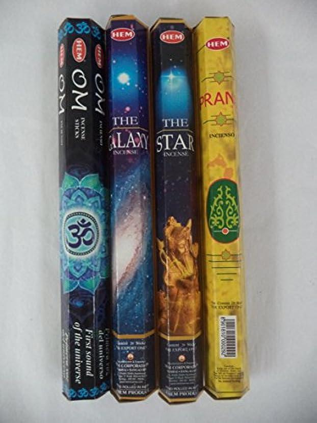 座る置くためにパック谷裾om、Star、Galaxy、Prana 80 Incense Sticksさまざまなコンボ4 x 20スティック