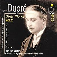 Organ Works 2 by BEN VAN OOSTEN (2001-07-24)