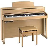 Roland 電子ピアノ HP605 (ナチュラルビーチ調)
