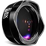 スマホレンズ スマホ用カメラレンズ 広角レンズ マクロレンズ クリップ式 高画質 簡単装着歪みなし 携帯レンズ 自撮りレ…