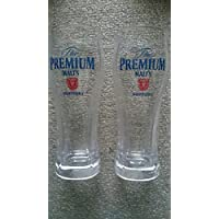 サントリープレミアムモルツ 非売品 240ミリリットル 未使用グラス 二個セット