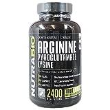 【GHホルモンの分泌へ】アルギニンピログルタミン酸塩・リジン 150ベジカプセル(海外直送品)