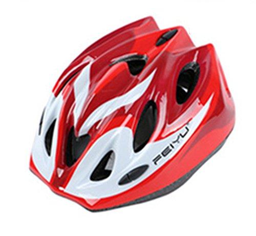FEIYU 超軽量 自転車 ヘルメット 子供用 レーシング ...