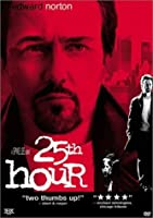 25th Hour by Edward Norton [並行輸入品]
