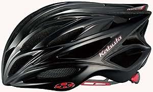 OGK KABUTO(オージーケーカブト) ヘルメット MOSTRO-R ブラック S/M (頭囲 55cm-58cm)