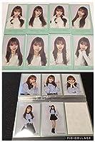 IZ*ONE JAPAN 1st Fan Meeting 日本武道館 ランダムフォトカード 8種 生写真 5種コンプ トレカ ファンミーティング IZONE キム・チェウォン