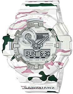 [カシオ]CASIO 腕時計 G-SHOCK ジーショック SANKUANZ コラボレーションモデル GA-700SKZ-7AJR メンズ