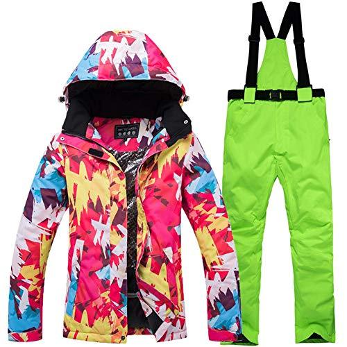 Easylifee スキーウェア スノーボードウェア レディ...