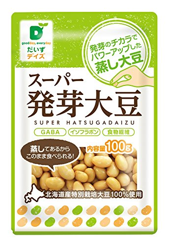スーパー発芽大豆100g×10袋
