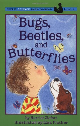 Bugs, Beetles, and Butterflies (Puffin Easy-to-Read)の詳細を見る