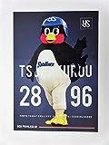 第3回ファンが選ぶ東京ヤクルトスワローズ2016■ボックス特典カード■BOX-02/つば九郎 ≪球団公認公式トレーディングカード≫