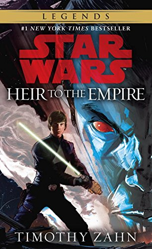 Heir to the Empire: Star Wars Legends (The Thrawn Trilogy) (Star Wars: The Thrawn Trilogy - Legends)