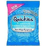 Quickies Eye Make-Up Remover Pads 30 per pack (Pack of 6) - 短時間セックスアイメイクアップリムーバーパッド30パックあたり x6 [並行輸入品]