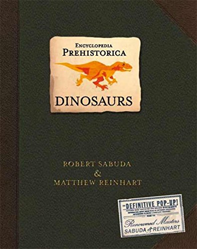 Encyclopedia Prehistorica Dinosaurs Pop-Upの詳細を見る