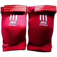 Nationman伸縮性肘パッドガードムエタイキックボクシング総合格闘技ガード