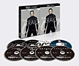 007/ダニエル・クレイグ 4K ULTRA HD BOX (8枚組) [4K ULTRA HD + Blu-ray]