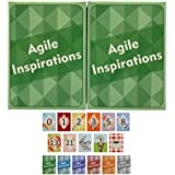 Agile Inspirations Planning Poker Cards for Estimation [Pack of 2]