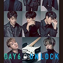 Breaking Down♪DAY6のCDジャケット