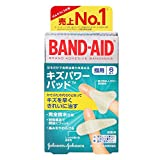 BAND-AID(バンドエイド) キズパワーパッド 指用(指巻用4枚、指関節用2枚) 6枚 管理医療機器