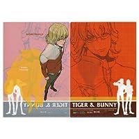 TIGER&BUNNY クリアファイル/バーナビー・ブルックスJr. 月刊ガンダムエース2011年11月号増刊ニュータイプエースVol.2付録