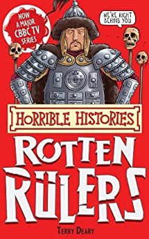 Horrible Histories Special: Rotten Rulers by [Deary, Terry]
