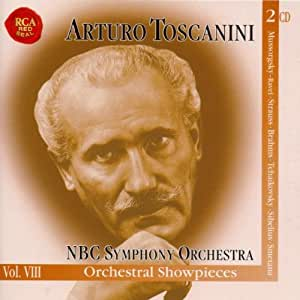Conducts Orchestral Showpieces