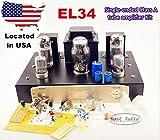 【TYSJ】Boyuu A9*EL34 シングルエンド Pure Class A アンプ 5Z3P チュブアンプ 6N9 DIY KITヘッドフォンアンプ ステレオ / プリアンプ / 真空管アンプ