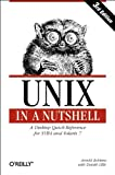 Unix in a Nutshell: A Desktop Quick Reference for System V Release 4 and Solaris 7