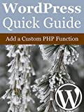 Learn how to add a custom PHP function to your WordPress website. WordPress is built on PHP and this enables you to add custom PHP functionality.