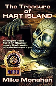 The Treasure of Hart Island: A Novel by [monahan, mike]
