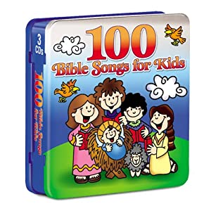 100 Bible Songs for Kids