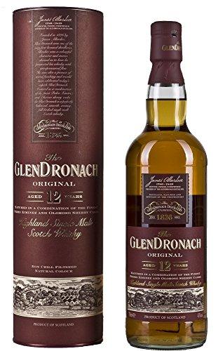 グレンドロナック12年 瓶 700ml
