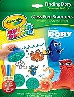 Crayola Finding Dory Color Wonder Stamper & Paper Set [並行輸入品]