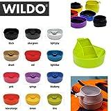 (ウィルド)WILDO w-facp Fold-a-cup アウトドア カップ 日本正規品 LightGray