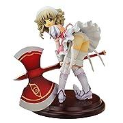 クイーンズブレイド 鋼鉄姫ユーミル 1/6スケール コールドキャスト製 塗装済み完成品フィギュア