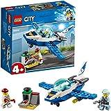 LEGO City 4+ Sky Police Jet Patrol 60206 Building Toy