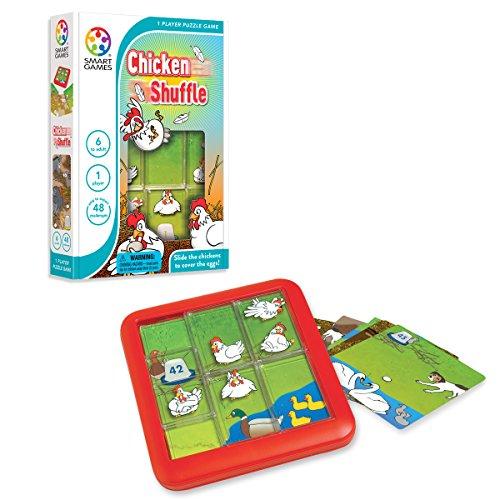 [해외]SmartGames Chicken Shuffle/SmartGames Chicken Shuffle