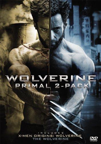 ウルヴァリン:X-MEN ZERO+ウルヴァリン:SAMURAI DVDセット(2枚組)(初回生産限定)
