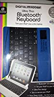 Digital Gadgets Ultra Thin Bluetooth Keyboard [並行輸入品]