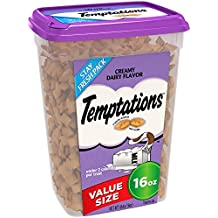 Temptations Classic Treats For Cats Creamy Dairy Flavour 470mls