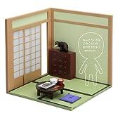 ねんどろいどプレイセット#02 和の暮らし A 食卓セット(ノンスケール ABS&PVC製ねんどろいど用ジオラマセット)