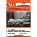 Sandless Flood Barrier - High Capacity 44 inch Length 5-Pack