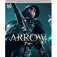 ARROW/アロー 5thシーズン 後半セット