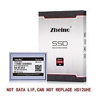 Zheino 1.8 Zif Ce 40ピン64GB SSDソリッドステートドライブ(DELL D420 D430 Inspiron Mini 12、iPod Video Classic)