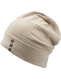 (チェリーレッド) CherryRed レディース&メンズ ユニセックス ロールアップワッチ 防寒対策 ニット帽 ァッション 大きいサイズ